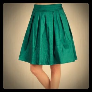 ModCloth Party Planner Extraordinaire Skirt XS